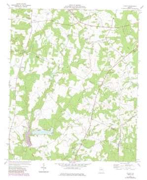 Lovett USGS topographic map 32082f7