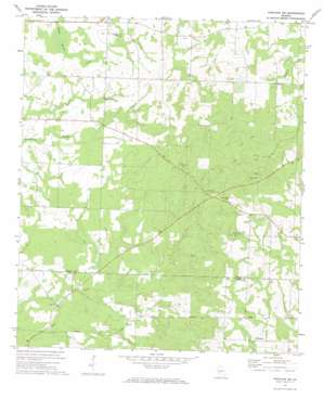 Pineview Sw topo map