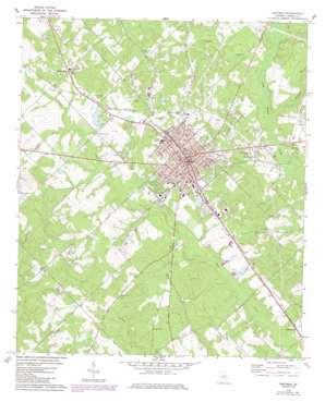 Eastman USGS topographic map 32083b2