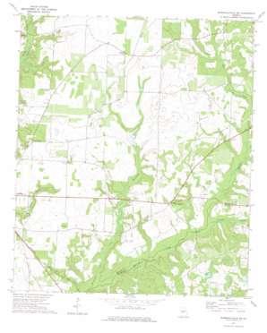 Marshallville Sw topo map