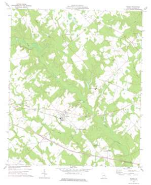 Dudley USGS topographic map 32083e1