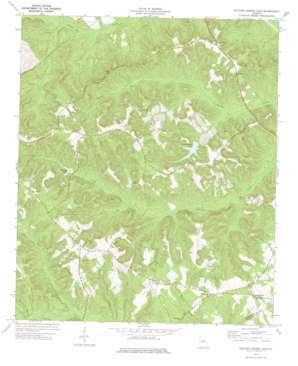 Stuckey Boone Lake USGS topographic map 32083f2