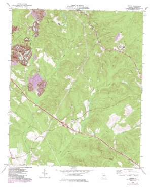 Marion USGS topographic map 32083f4