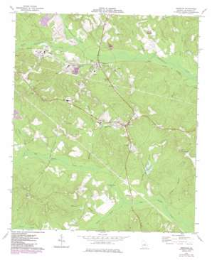 Irwinton USGS topographic map 32083g2
