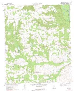 Methvins USGS topographic map 32084a1