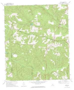 Rupert USGS topographic map 32084d3