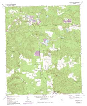 Junction City USGS topographic map 32084e4