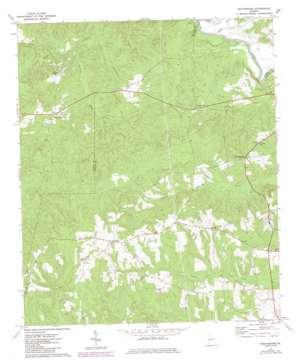 Prattsburg topo map