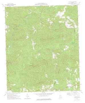 Logtown topo map