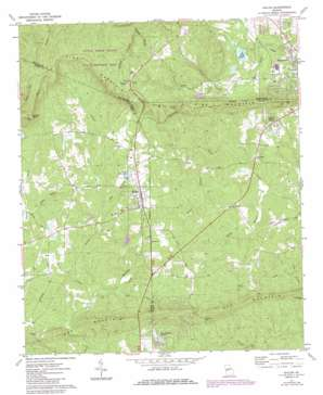 Shiloh topo map