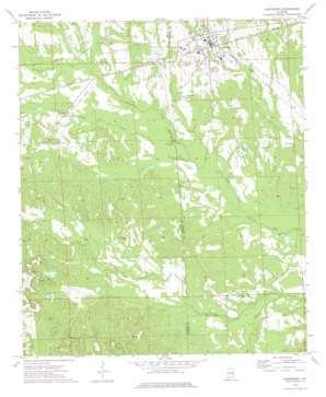 Hurtsboro topo map