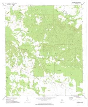 Hardaway USGS topographic map 32085c7