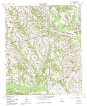 Crawford USGS topographic map 32085d2