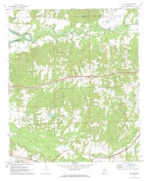 La Place topo map