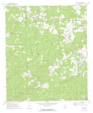 Waverly USGS topographic map 32085f5