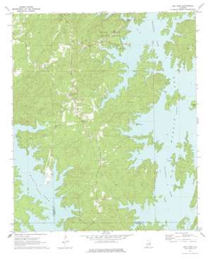 Our Town USGS topographic map 32085g8