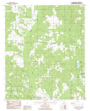 Old Kingston topo map