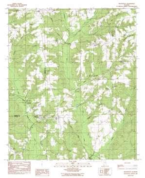 Billingsley USGS topographic map 32086f6