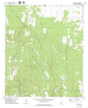 Magnolia USGS topographic map 32087b6