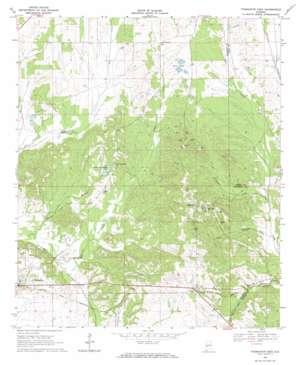 Thomaston East topo map