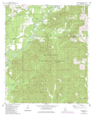 Harrisburg USGS topographic map 32087g2