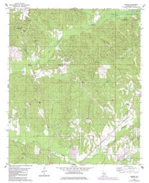 Ingram topo map