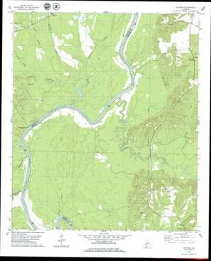 Putnam USGS topographic map 32088a1