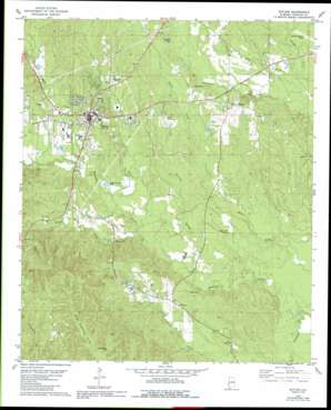 Butler USGS topographic map 32088a2