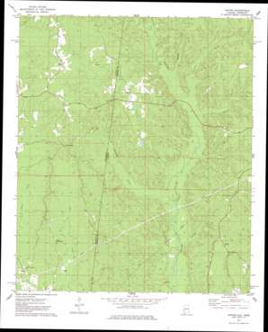 Hinton USGS topographic map 32088a4