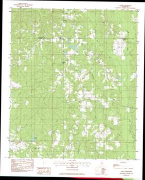 Sable USGS topographic map 32088b6