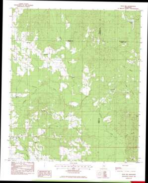 Rose Hill USGS topographic map 32088b8