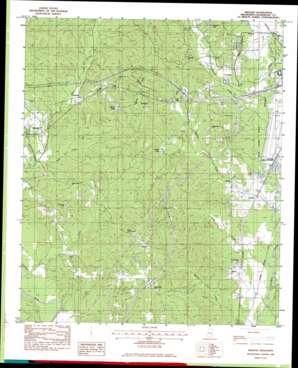 Meehan topo map