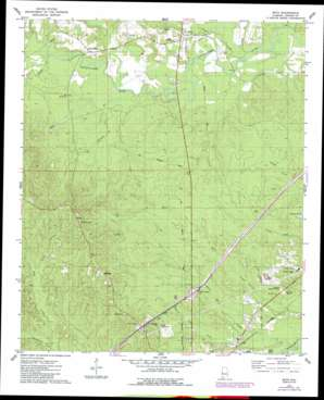 Boyd topo map
