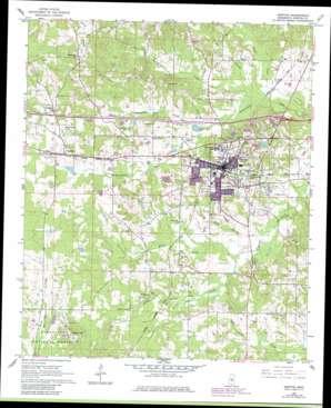 Newton USGS topographic map 32089c2