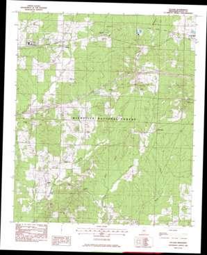 Pulaski USGS topographic map 32089c5