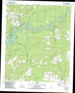 Sharon Se topo map