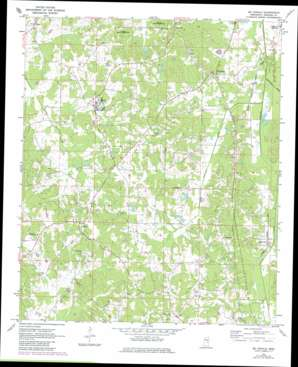 Mcdonald topo map