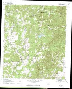 Camden topo map