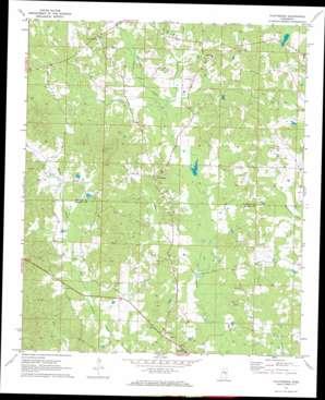Plattsburg USGS topographic map 32089h2