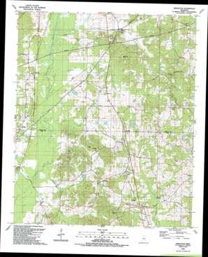Singleton topo map