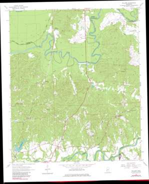 Willows USGS topographic map 32090a8