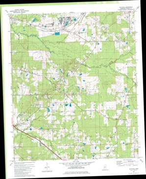 Whitfield USGS topographic map 32090b1