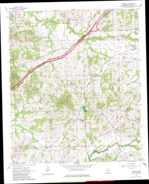 Learned topo map