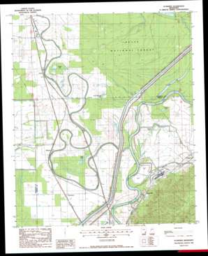 Floweree USGS topographic map 32090e7