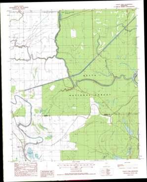 Valley Park topo map