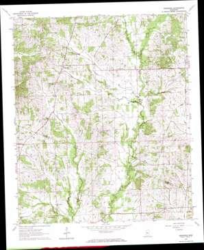 Ebenezer topo map