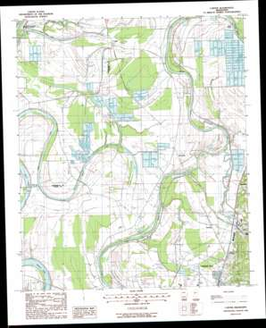 Carter USGS topographic map 32090h4