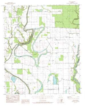 Como USGS topographic map 32091a5