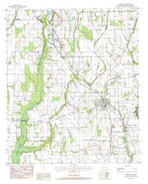 Gilbert USGS topographic map 32091a6