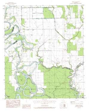 Hebert topo map